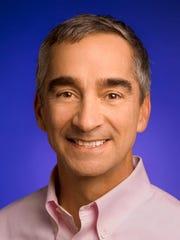 Patrick Pichette, former CEO of Google