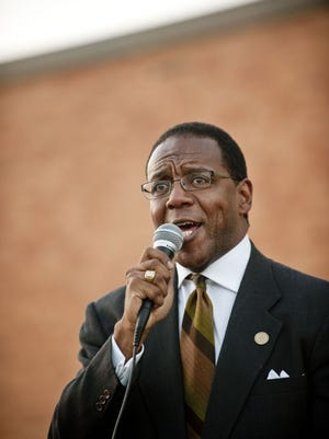 The Rev. Curtis Everette Gatewood will be the keynote speaker at the Nyack NAACP's annual Freedom Fund dinner.