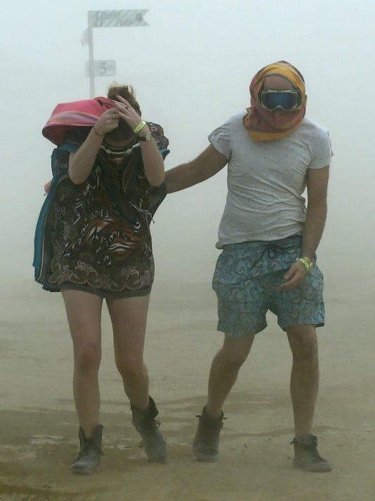 Burning Man 4