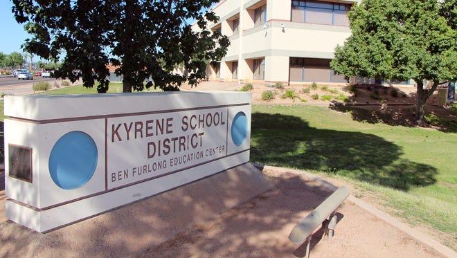 Kyrene Elementary School District.