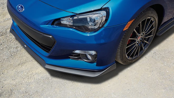 Subaru adds Series Blue limited production model to 2015 BRZ sports car lineup. On sale in July, only 1,000 of the limited production cars will be sold in the continental U.S.