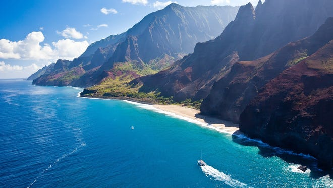 Kauai is one of 20 nominees for Best U.S. Island.