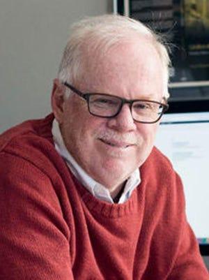 Kevin Fitzpatrick, professor of sociology at the University of Arkansas.