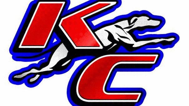 Knox City Greyhounds athletic teams logo