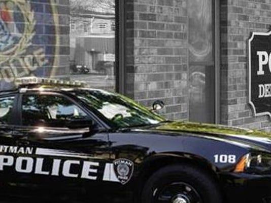 pitman police