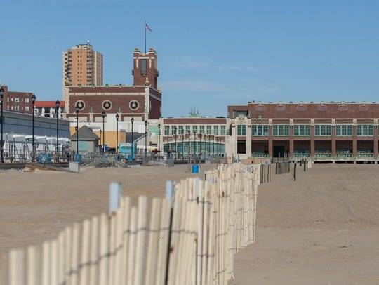 Asbury Park, New Jersey (Photo: luvemakphoto / Getty Images)