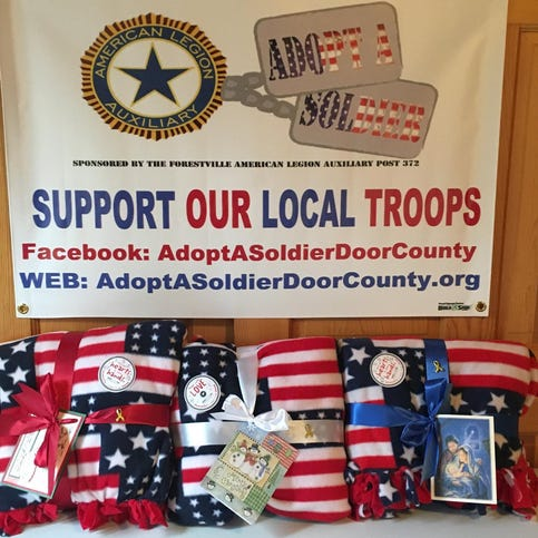 Adopt-a-Soldier benefit will raise needed funds, donations for the successful program
