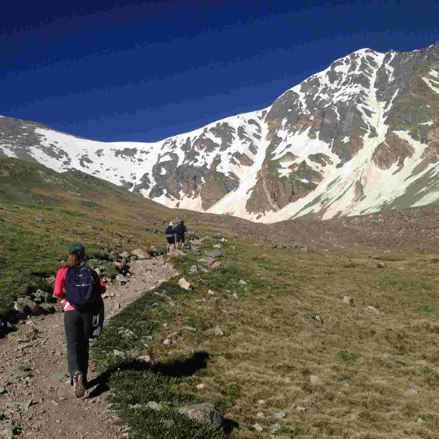 Safety tips for climbing 14ers