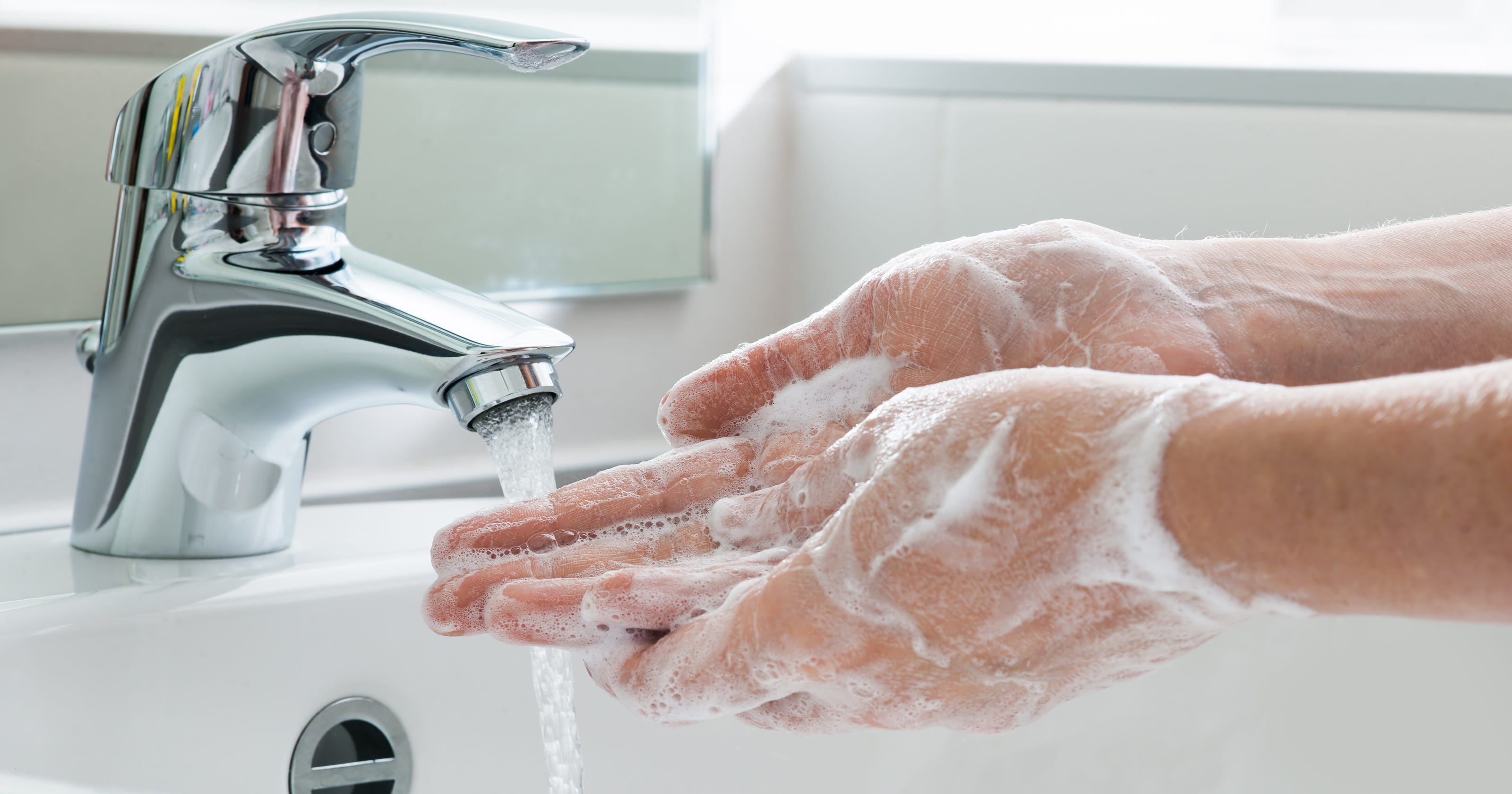usda study most people don t wash their hands correctly