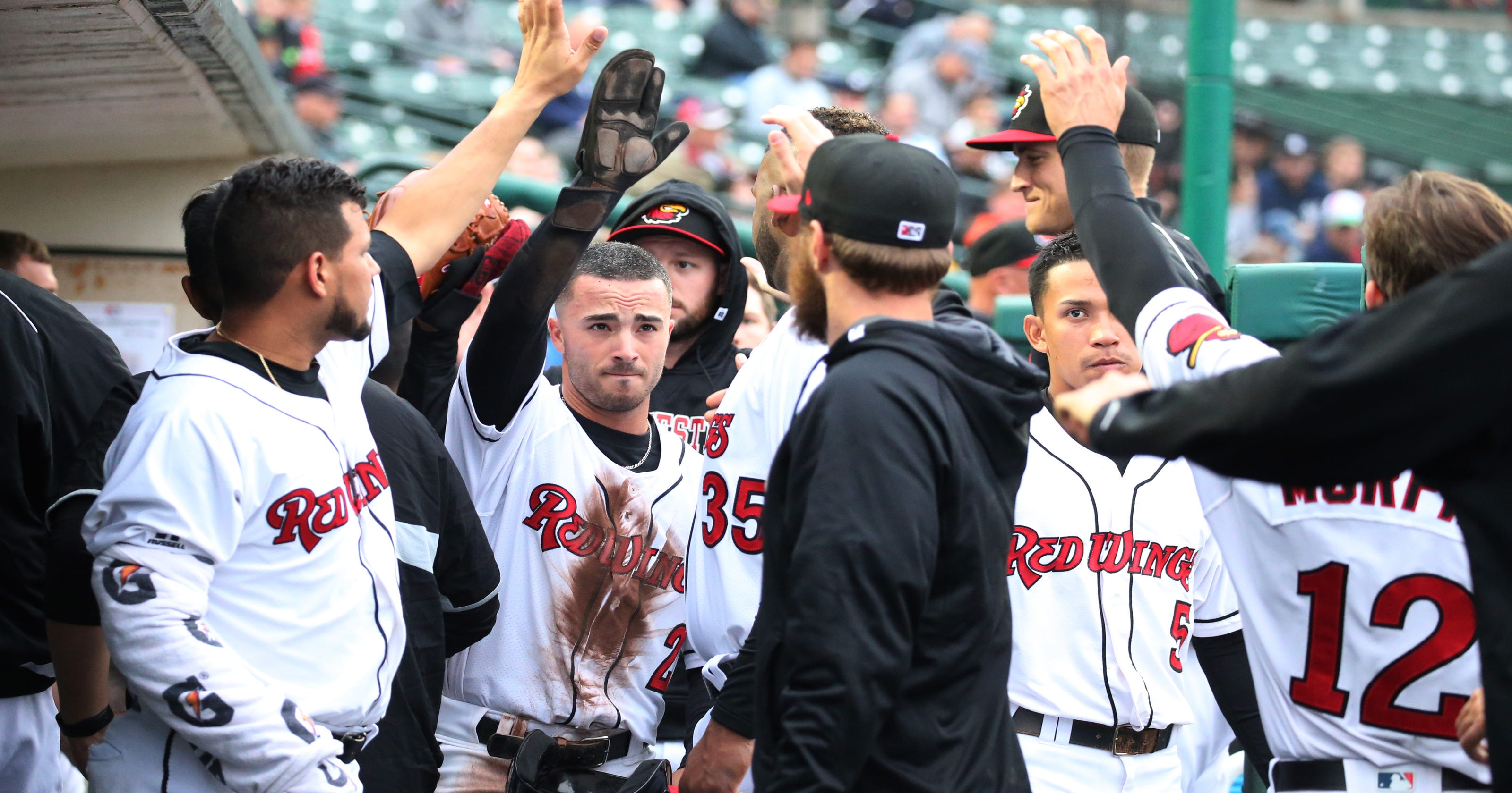 Rochester Red Wings Roster Announced