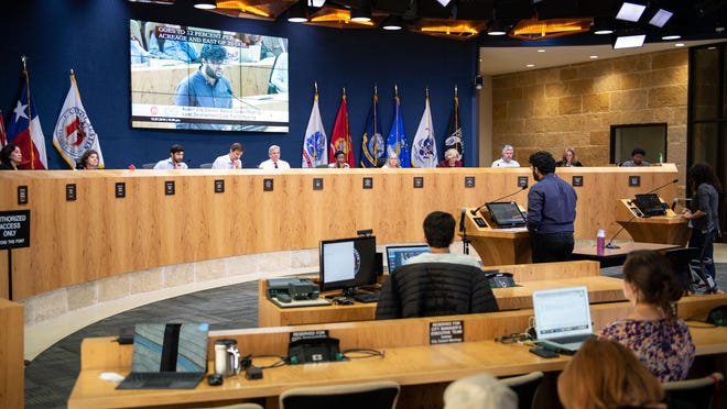 Austin City Council members on Tuesday united behind a series of resolutions that would