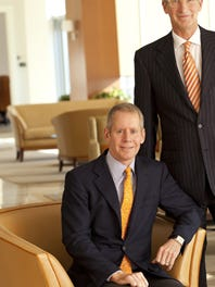 Carl H. Lindner III (left) and S. Craig Lindner (right), co-chief executive officers of American Financial Group.