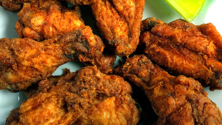 50 ways to cook chicken wings