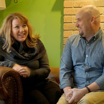 John and Sharon Neyer recall the story about how they