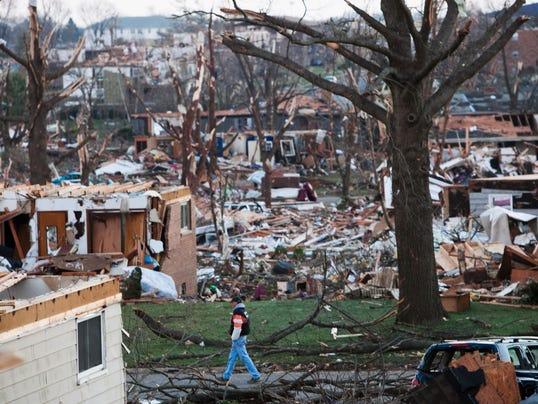 AP APTOPIX Severe Weather