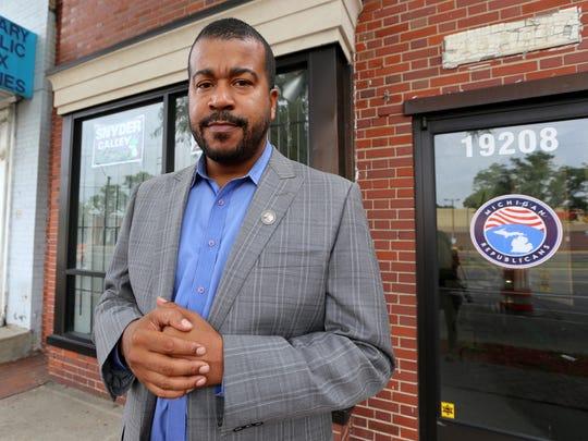 Wayne Bradley is the State Director of African American