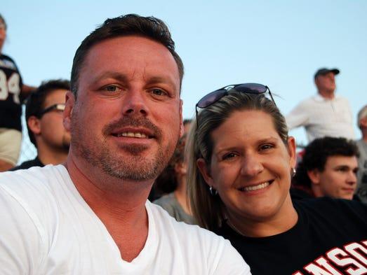 Denver and Cindy Wood