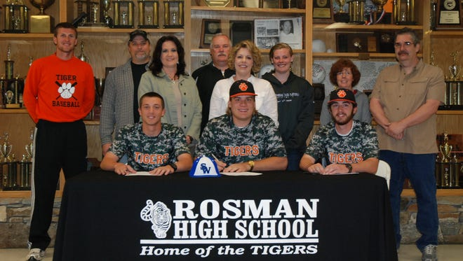 Brevard College recruit Noah Poteat from Rosman is the Smoky Mountain Conference Baseball Player of the Year.