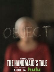 "Promotional art for ""The Handmaid's Tale"""