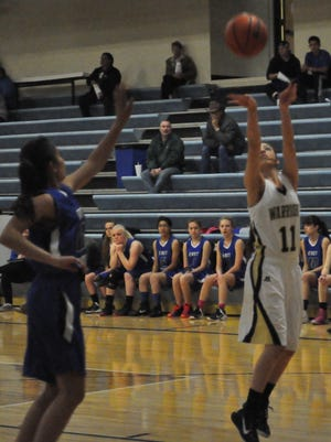 The Ruidoso Lady Warriors are set to meet West Las Vegas Jan. 2.