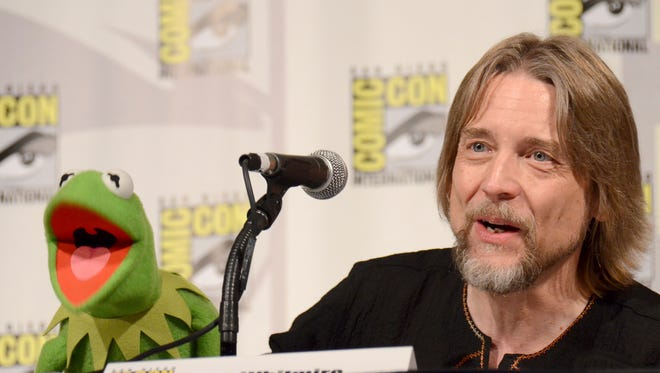 Steve Whitmire voiced Kermit the Frog for 27 years.