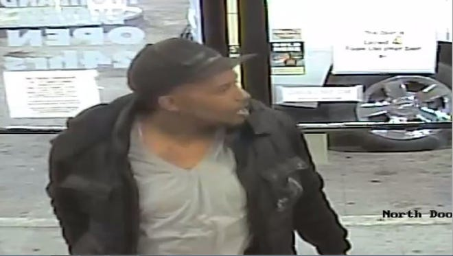 Jackson police need the public's assistance in identifying this man, who is believed to have stolen a case of beer from Highland Express.