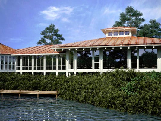 The boathouse will offer a new kitchen that will function independently ....jpg