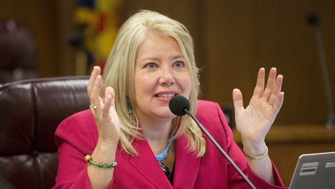 Rep. Debbie Lesko is among the witnesses Republicans hope to call at a hearing to counter Democrats' message on migrant treatment.