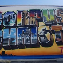 A list of the murals and street art in downtown Corpus Christi