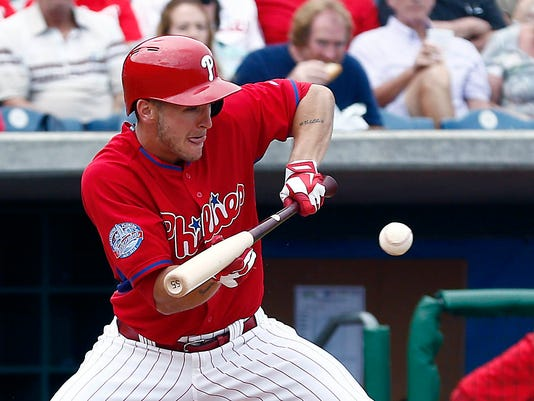 MLB: Minnesota Twins at Philadelphia Phillies