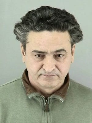 Syed Muzaffar, 57, of Union City, allegedly logged onto the Uber application at the time of an accident that killed a 6-year-old San Francisco girl. He faces charges of vehicular manslaughter with gross negligence and failure to yield to pedestrians in a crosswalk.