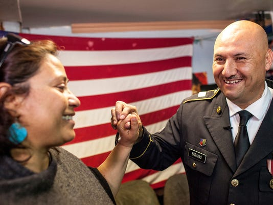 Deported vet in Mexico granted U.S. citizenship after 10-year struggle