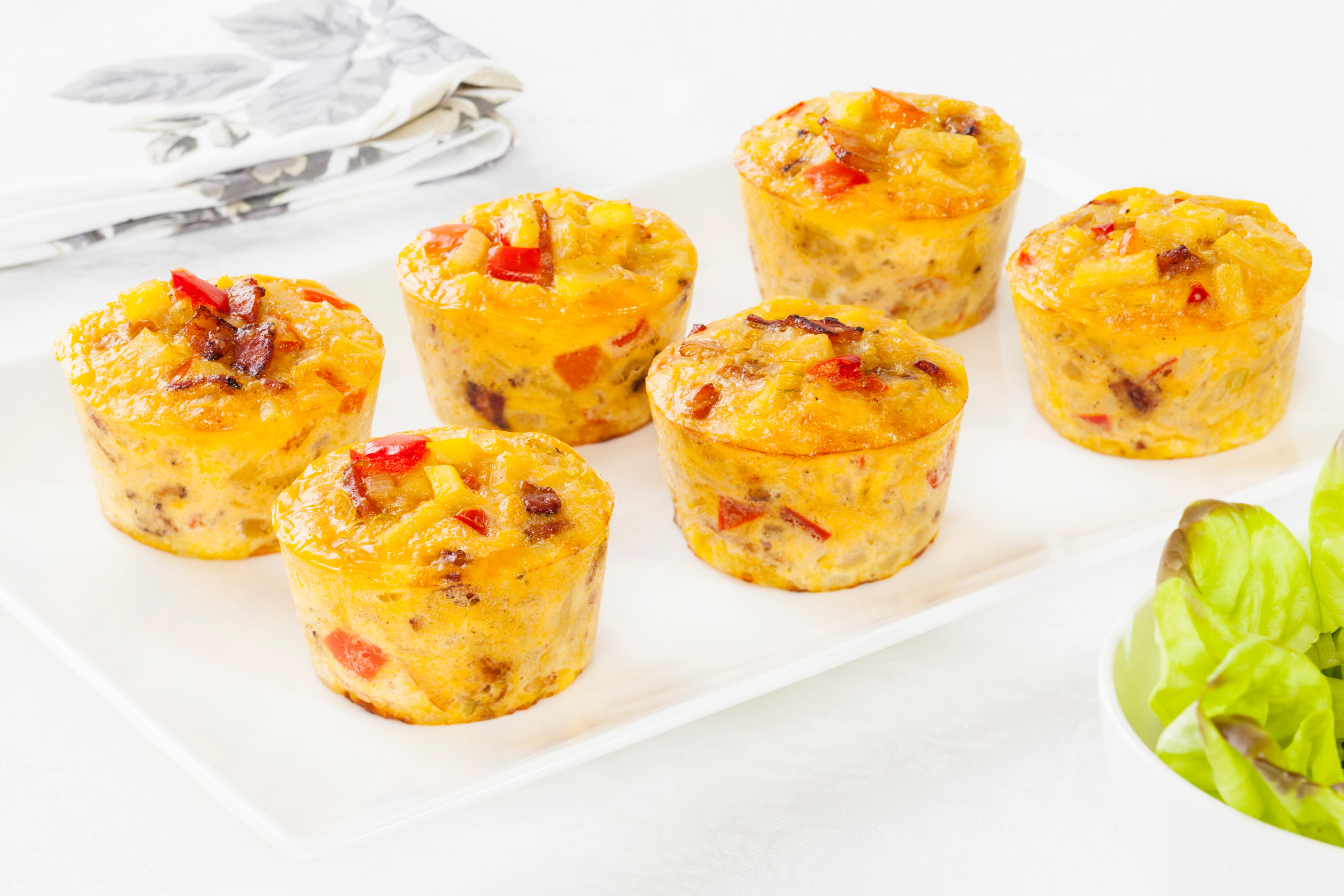 Julienne muffins: simple and affordable cooking recipes 24