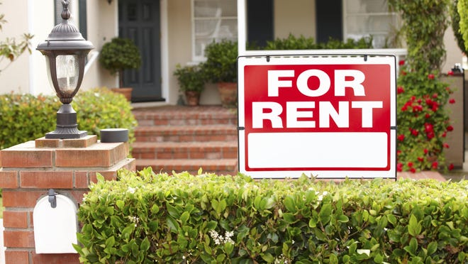 Getty Images/iStockphoto House for rent