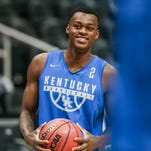 UK's Jarred Vanderbilt goes in second round of NBA draft, traded to Denver Nuggets