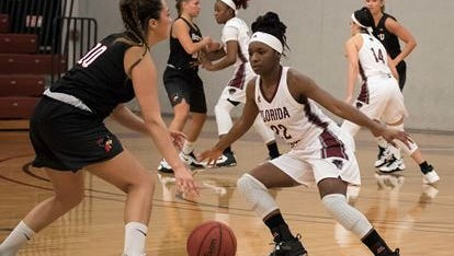 Florida Tech's women's team lost its fourth in a row.