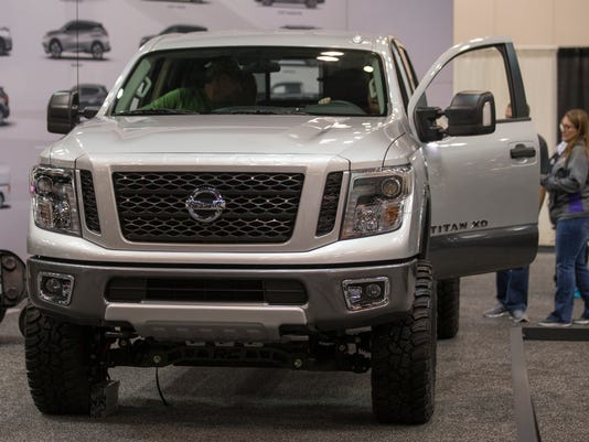 Restyled Titan Xd Makes Nissan A Heavy Duty Pickup Contender