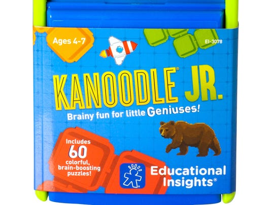 Educational Insights Kanoodle Jr.   Ages 4-7 Introducing