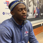 Dancy hopes to return to football by spring