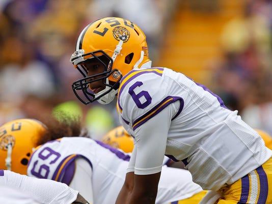 NCAA Football: Louisiana State-Spring Game