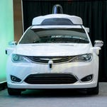 FCA takes different path to self-driving future than Ford, GM