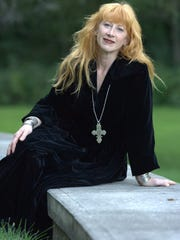 Loreena McKennitt played highlights from her extensive Celtic-inspired catalog during an Oct. 16 performance at the Egg in Albany.