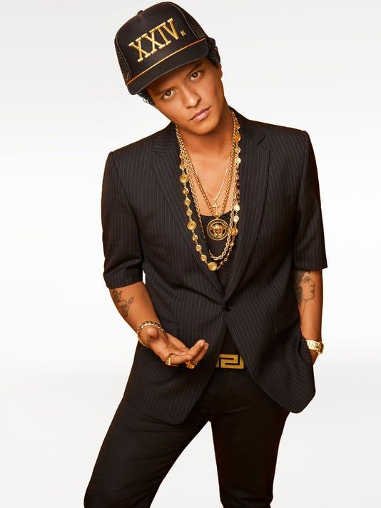 Bruno Mars funks up the formula on throwback  24K Magic  865b6188848