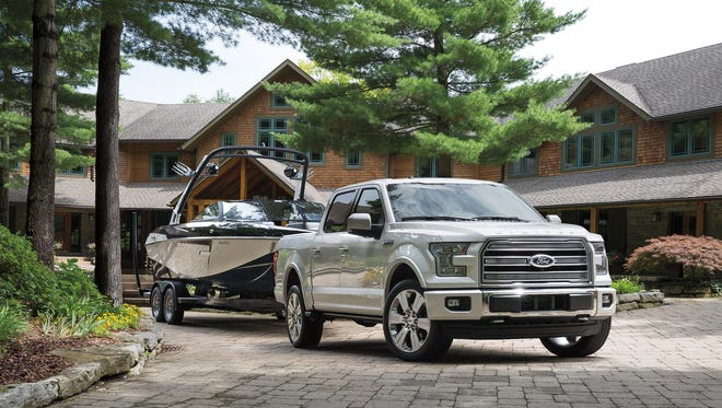 Ford brings back F-150 Limited for the 2016 model year