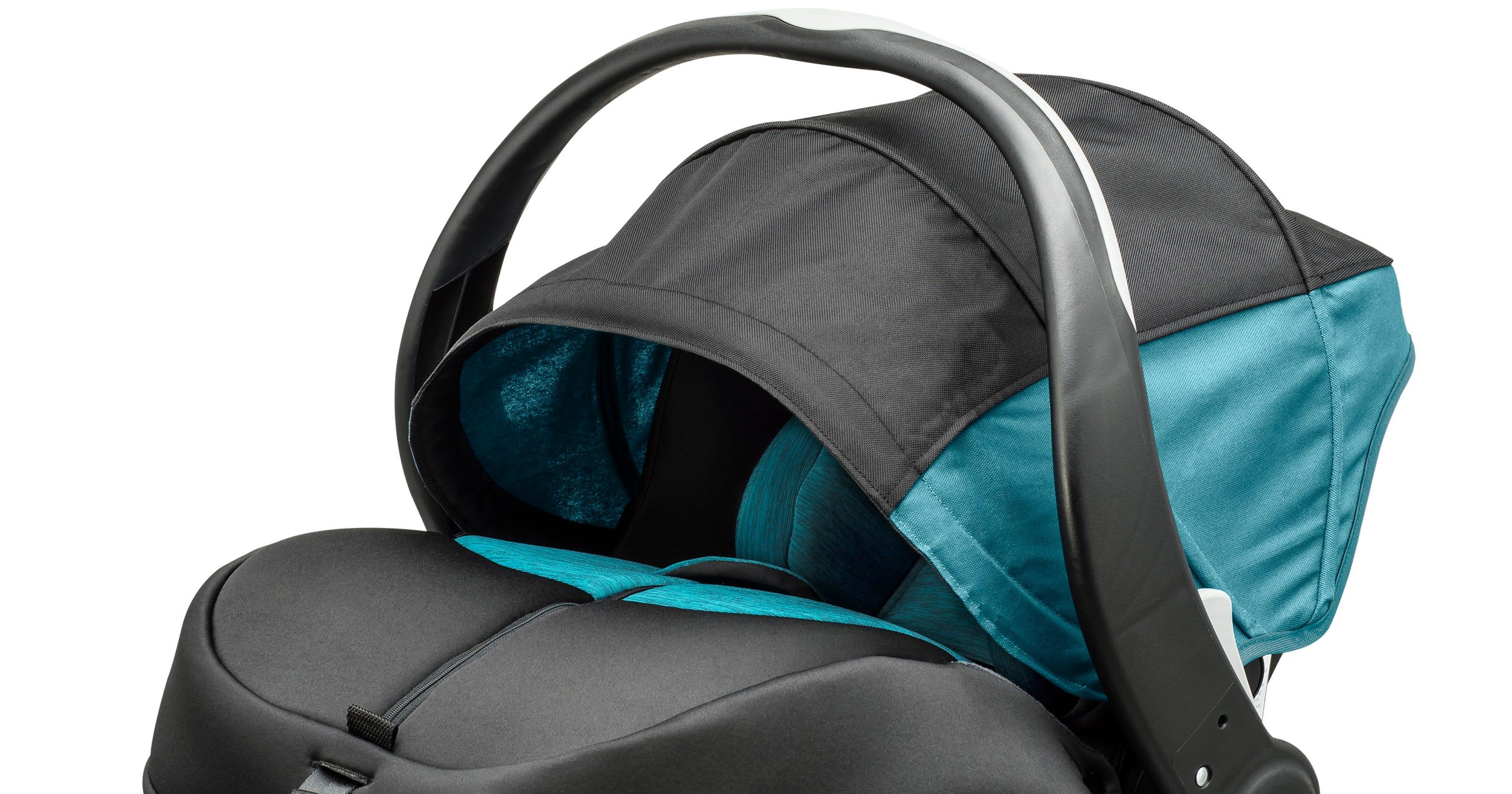 SensorSafe Child Car Seat Helps Prevent Heatstroke Death