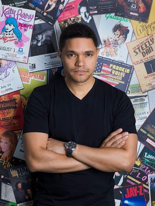 "Trevor Noah has been the host of ""The Daily Show"" on"