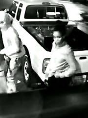 Suspects who robbed at Smyrna gun store on Sam Ridley Parkway Nov. 16, 2017.