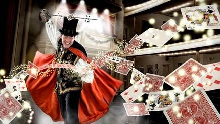 "Anderson Mall's KidX ""X Marks the Spot"" to include The Magic of John Tudor magic shows."