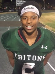 Allan Johnson ran for 816 yards and eight TDs last year for Pacifica.