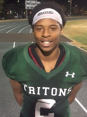 Allan Johnson rushed for 139 yards and two touchdowns in Pacifica's 39-14 win win over Channel Islands on Friday night.